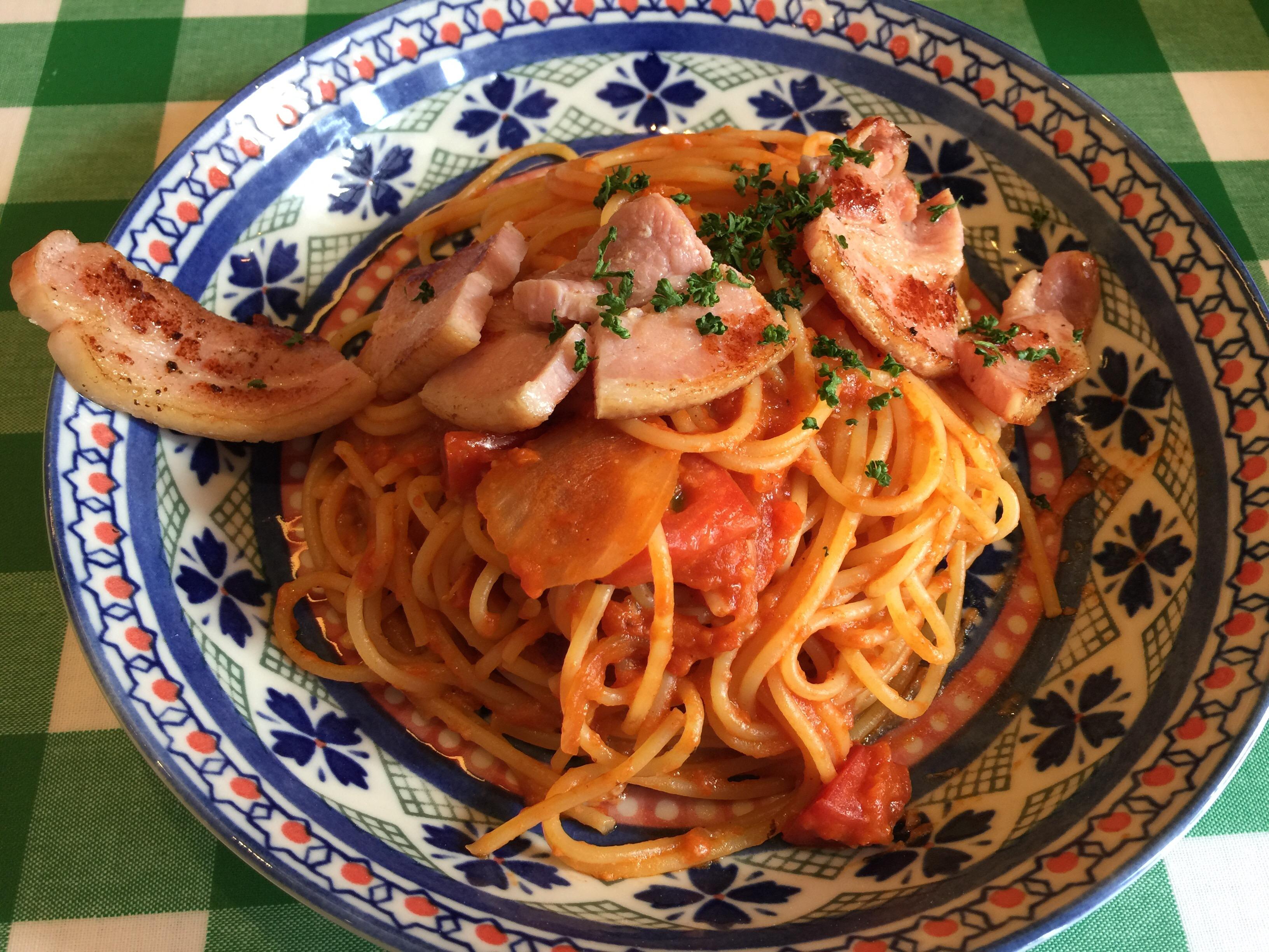 Pastel Italiana(パステル イタリアーナ)でランチ 従来のパステルと比べ、より本格的なイタリアンが食べられます