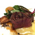 名古屋市東区のフレンチレストラン「トリスケル」でのディナー