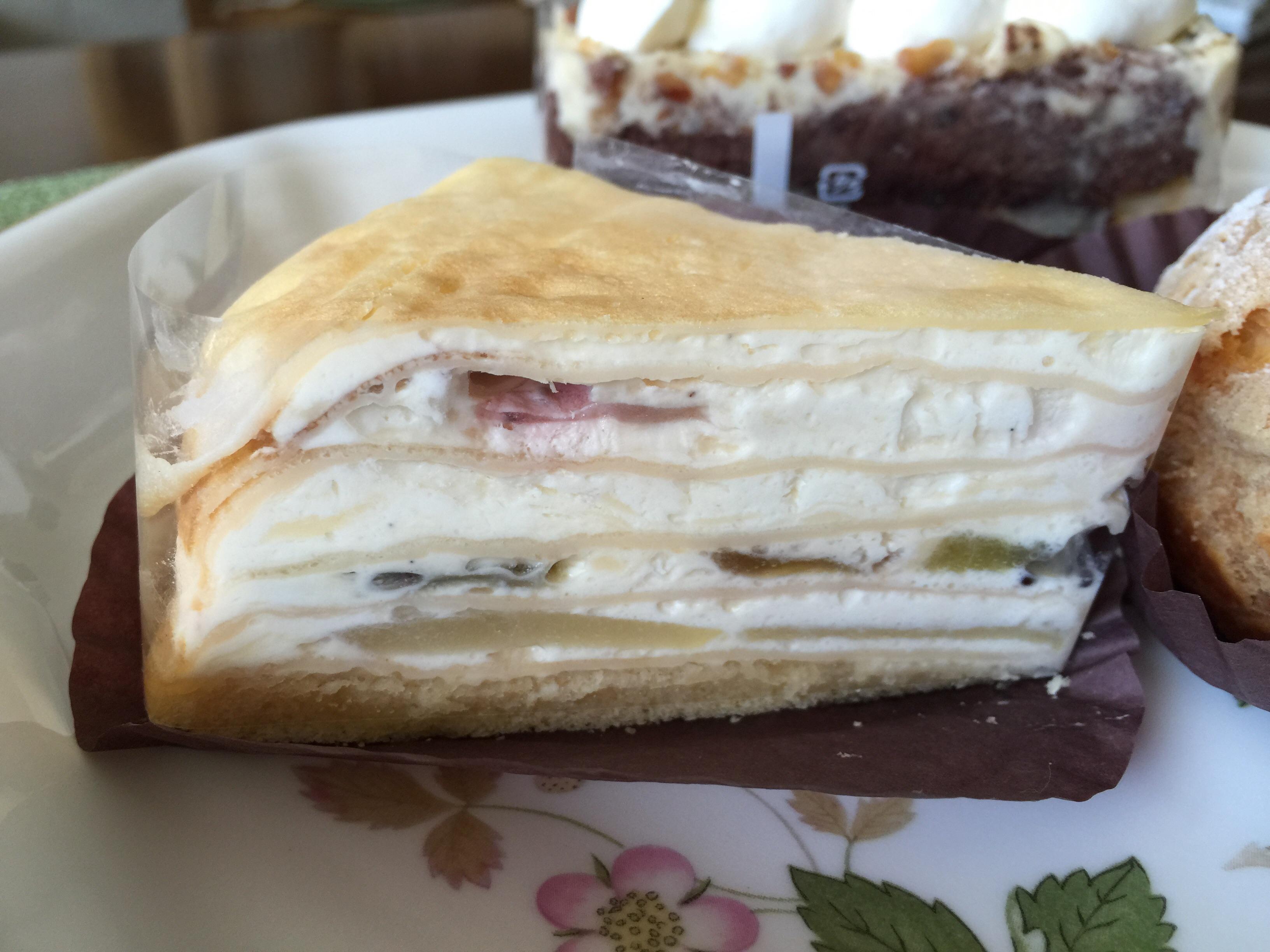 日進市のケーキ屋 Delice Aprico(デリスアプリコ)のケーキ
