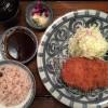 名古屋めしの代表 みそかつを「とんかつ マ・メゾン」で食べてきました。