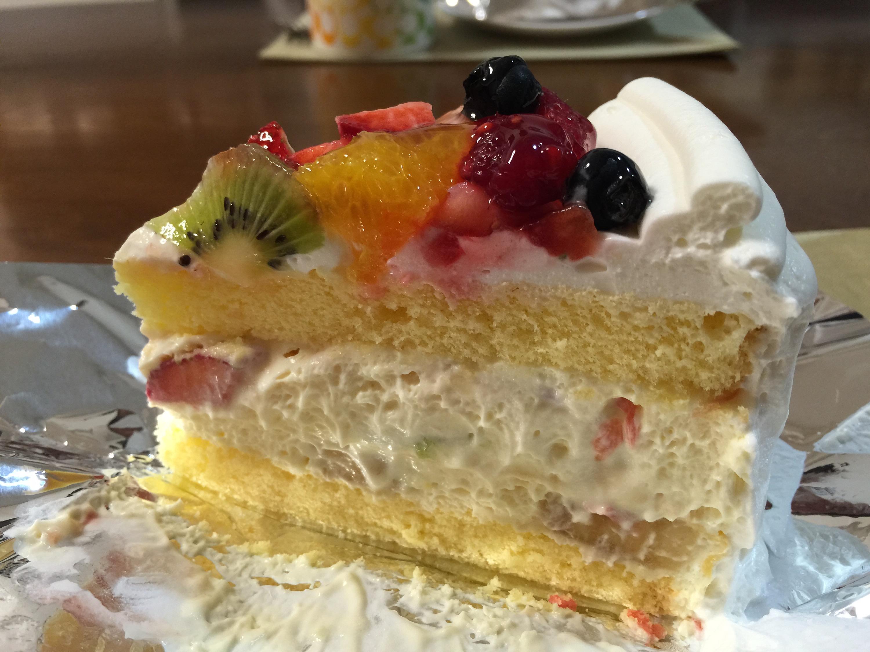 Cafe flour (カフェ フラワー)長久手店のケーキ