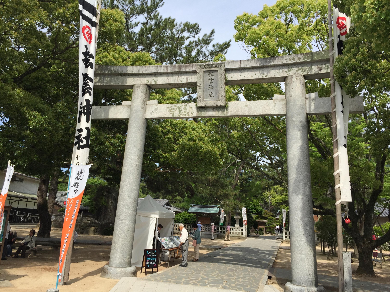 吉田松陰ゆかりの地、松蔭神社、松下村塾などをレンタサイクルで回る