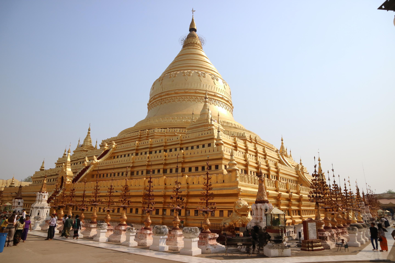 暑季だけど決行 ミャンマー旅行記 その1 旅程について