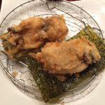 名古屋駅ミッドランドスクエア「宴 ハゲ天」で天ぷら食べてきました