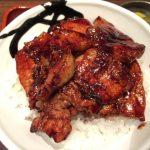 札幌 新千歳空港 「ドライブインいとう」の豚丼と「函館麺厨房 あじさい」のラーメン