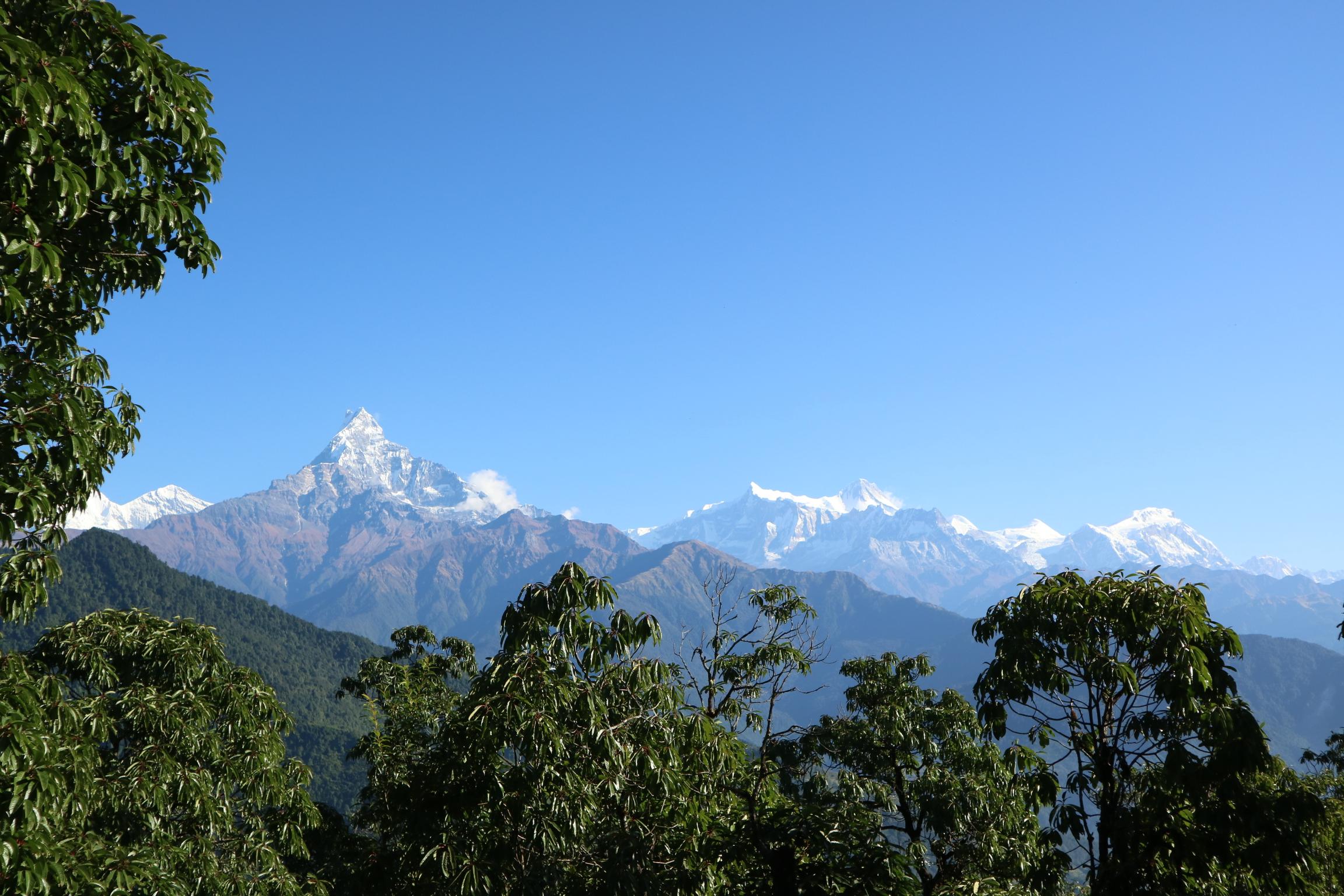 ネパール旅行記 4 オーストラリアンキャンプ その2