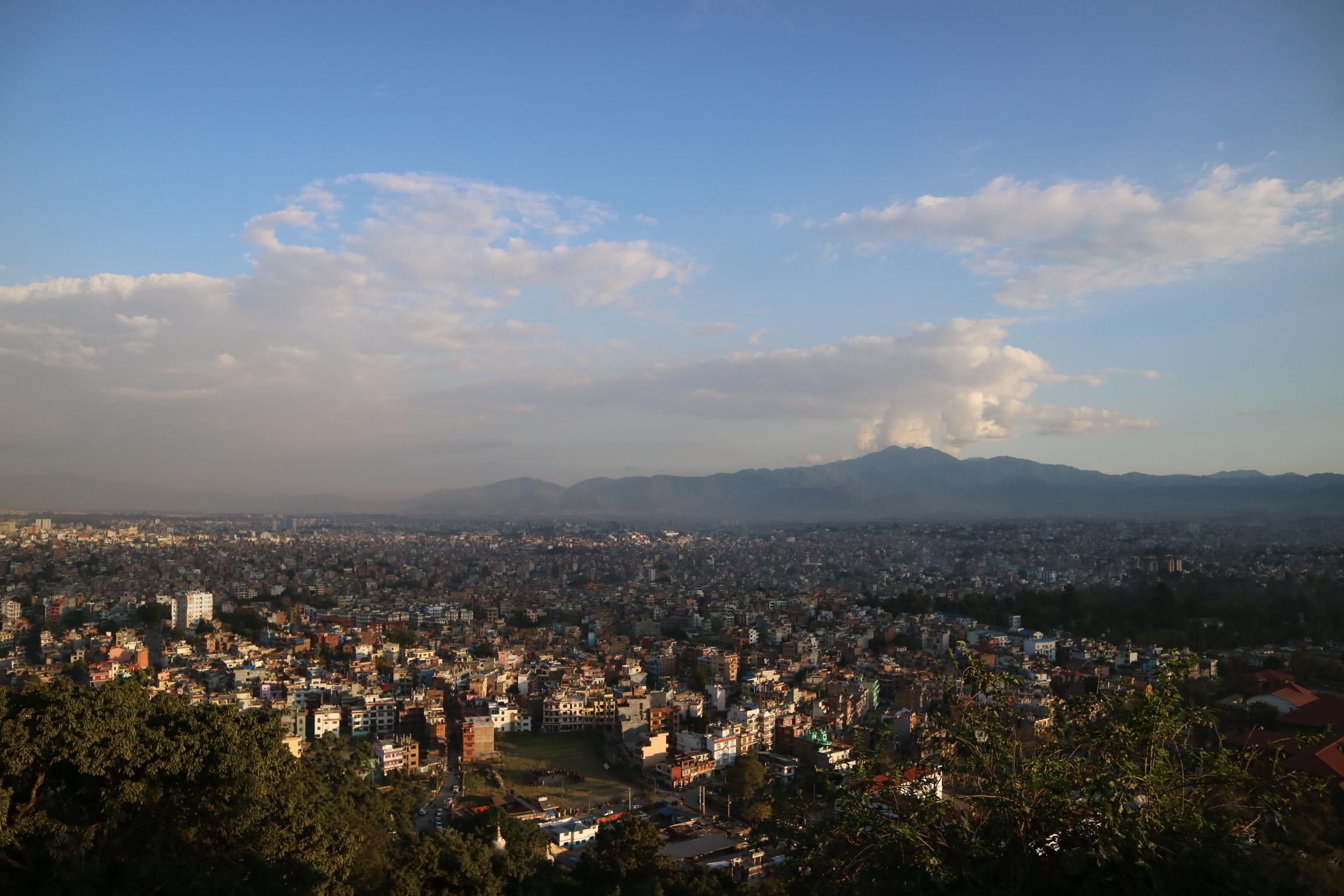 ネパール旅行記 5 「世界遺産」カトマンズの谷