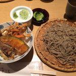 飯田市のそば処「かざこし」でのランチ