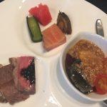 岐阜市役所近くの中華料理「開化亭」でランチコース