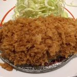 神戸元町の「かわみ」 サクサクのとんかつが食べられます