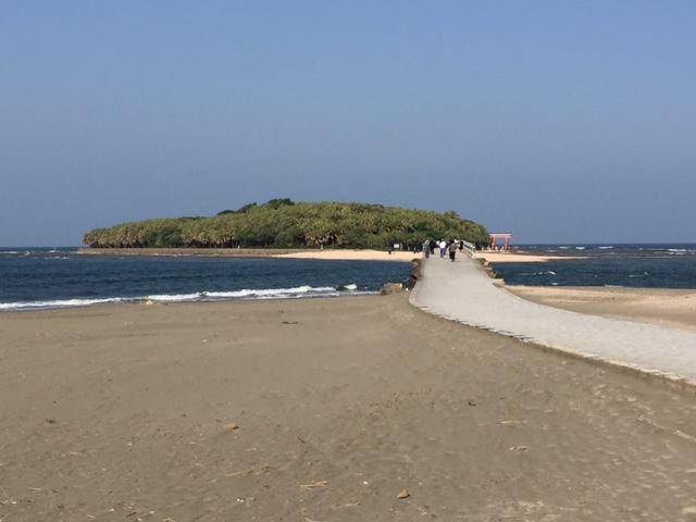 宮崎の鉄道旅行 「飫肥」と「青島」で下車し観光