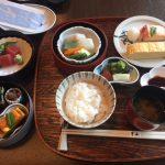 ANAインターコンチネンタル東京の「雲海」で朝食を食べました