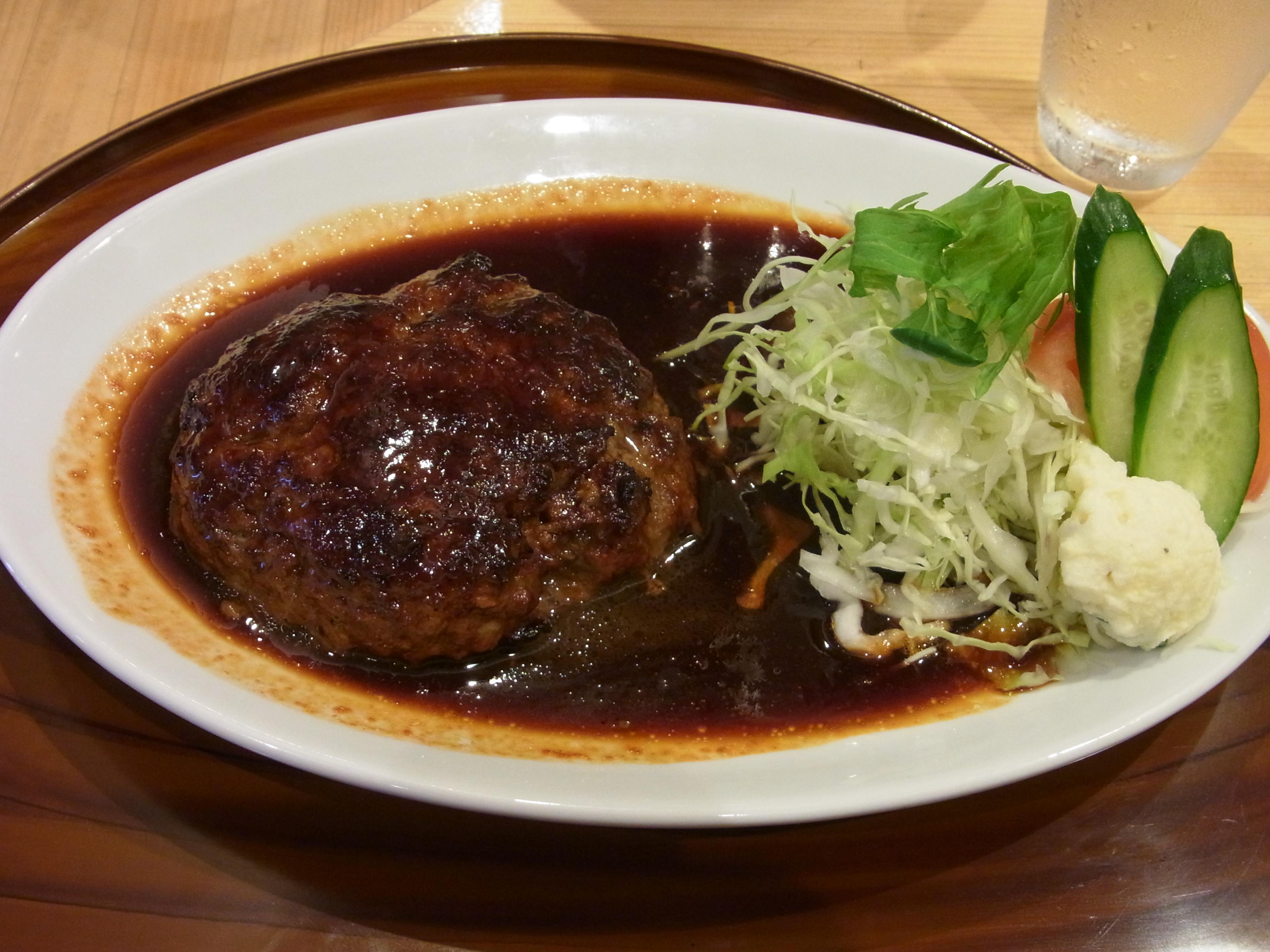 伊勢神宮 外宮近くの「豚捨」 とても美味しいお店でした!