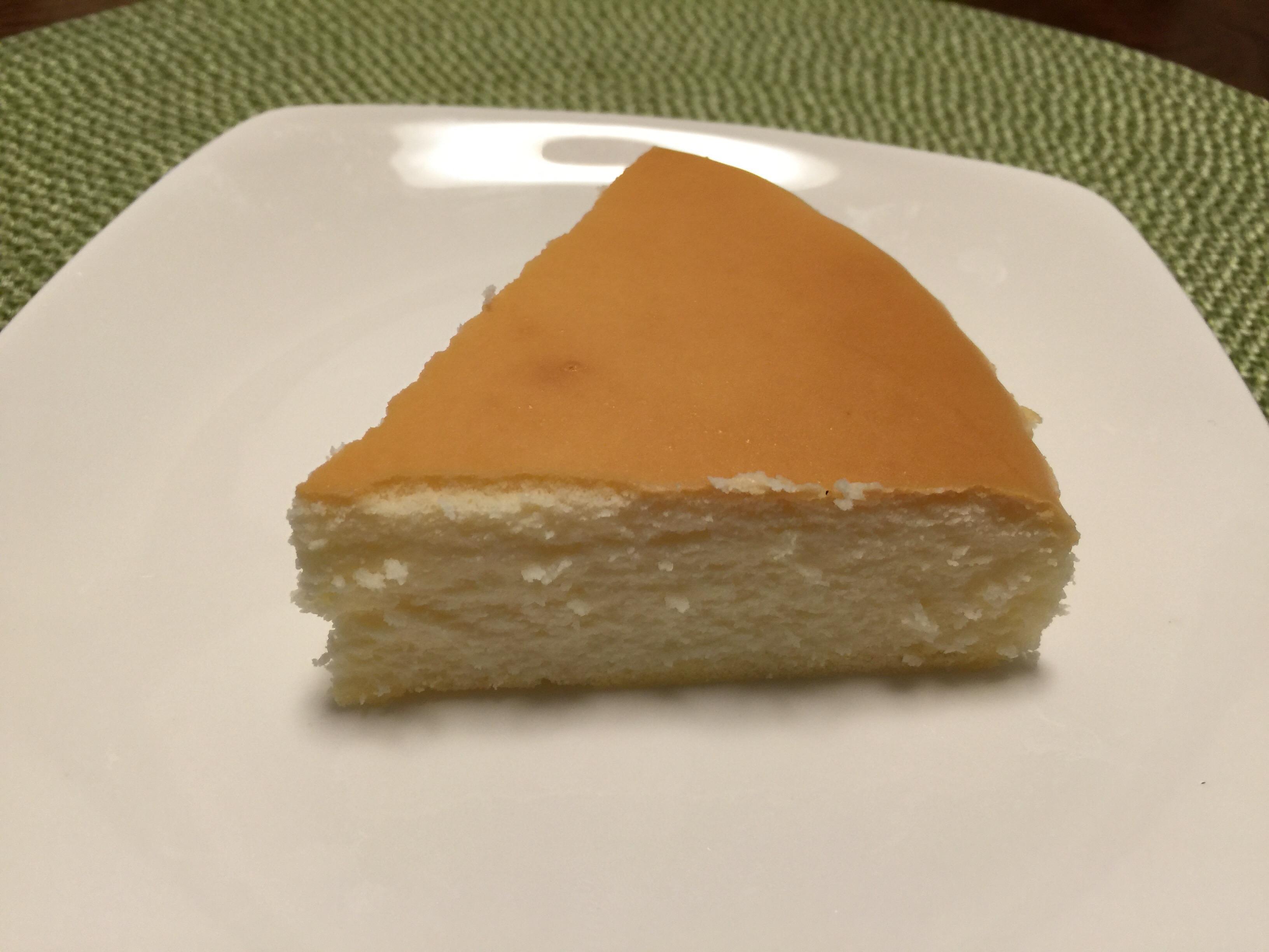 那須高原チーズガーデンから御用邸チーズケーキをお取り寄せ 絶妙な甘さで美味しい!