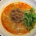 日進市の中華料理「八兵衛」担々麺などランチメニューが豊富です