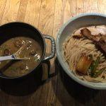 京都 四条烏丸のつけ麺専門店「和醸良麺 すがり」の もつつけ麺