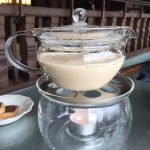 蒲郡クラシックホテルのカフェ 「アゼリア」で素敵なティータイム
