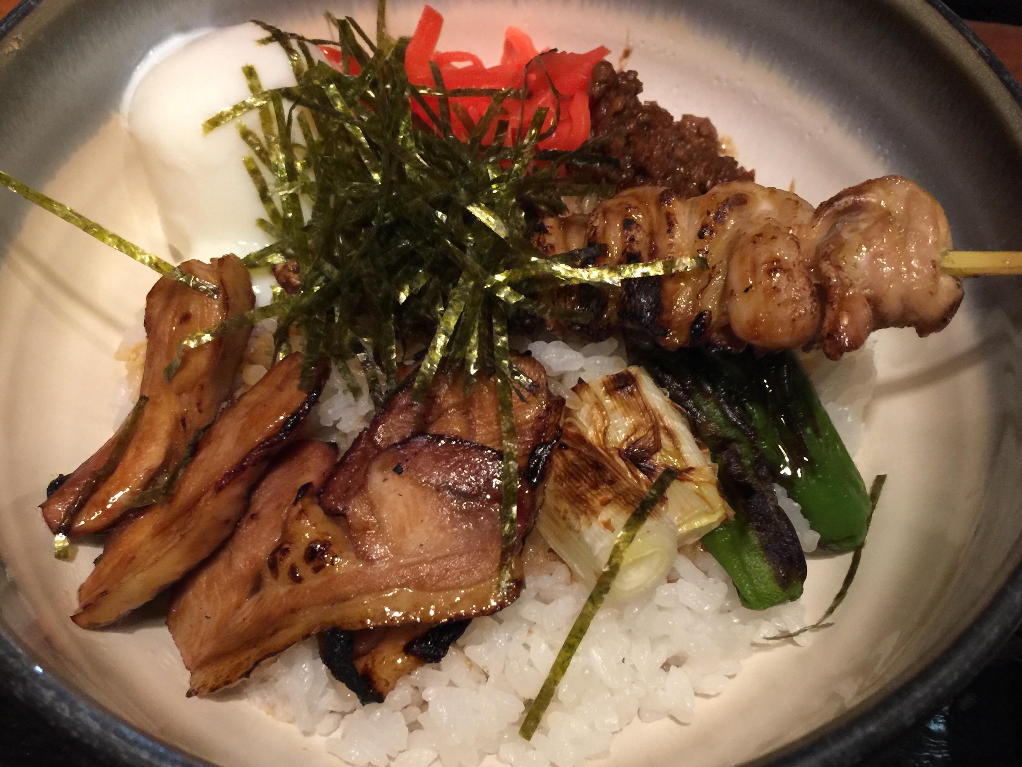 名古屋駅ミッドランドスクエアの今井屋本店でランチを食べてきました