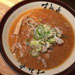 札幌の美味しかったラーメン その3 「すみれ」